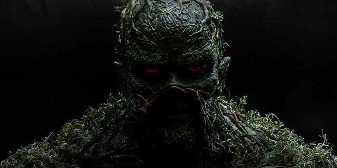 Monstro do Pântano | Série ganha novo e assustador trailer oficial