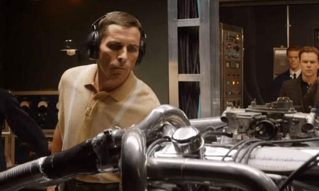Primeiro trailer de Ford vs Ferrari é divulgado