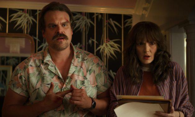 Stranger Things | David Harbour odeia o bigode de Hopper