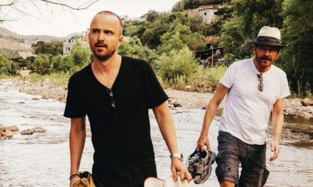 Bryan Cranston e Aaron Paul finalmente revelam projeto em que estavam trabalhando
