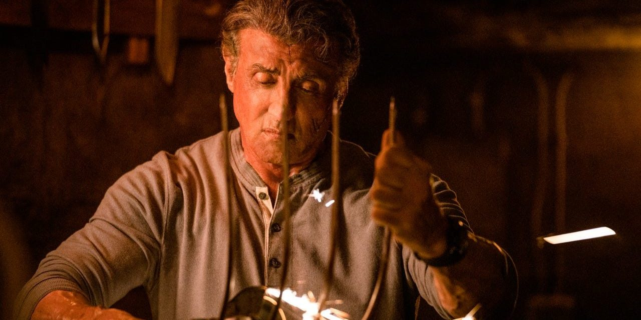 Rambo 5 | Novo trailer é divulgado; Confira