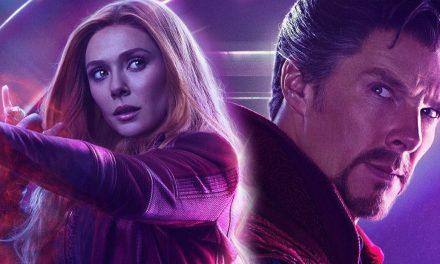 Elizabeth Olsen fala sobre sua participação em Doutor Estranho 2