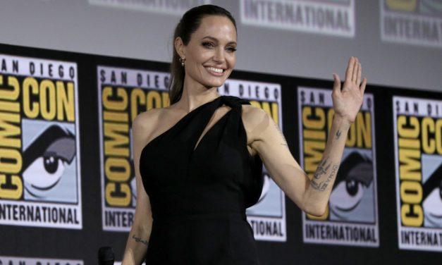 Angelina Jolie quer um papel em Star Wars