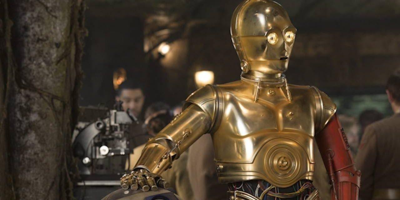 Star Wars 9 é o filme com a maior participação de C-3PO