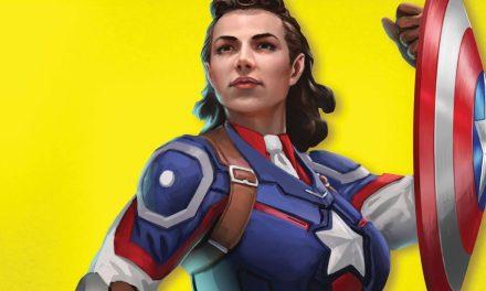 Peggy Carter vira Capitã América em primeiras imagens da série What If…?
