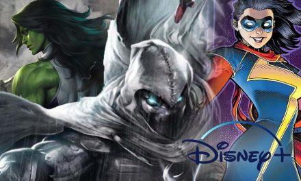 Marvel anuncia novas séries solos no Disney+