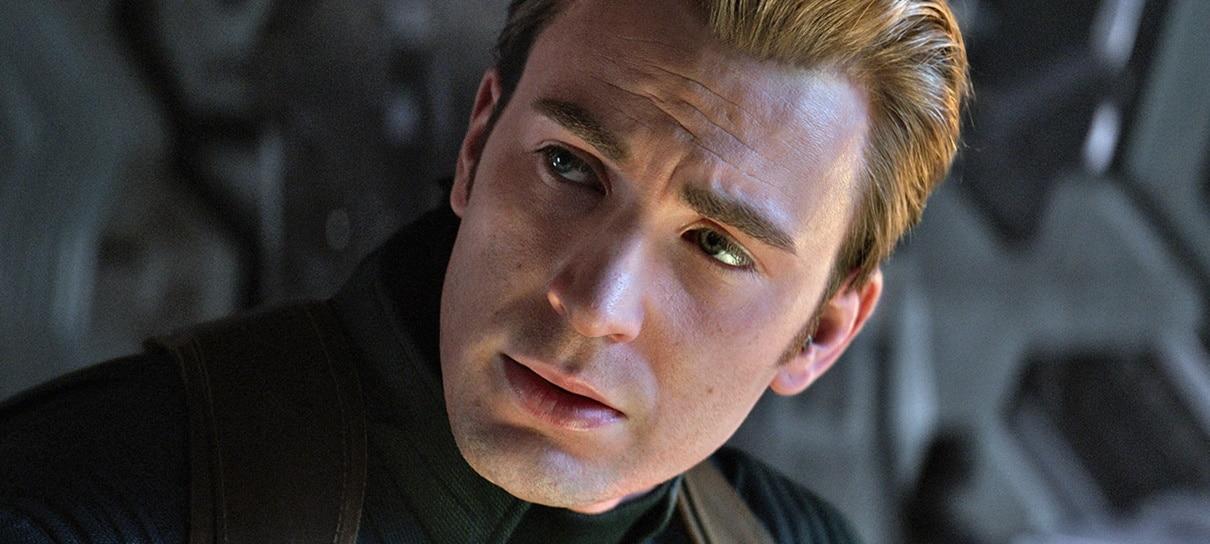 Chris Evans, o Capitão América, quer trabalhar em novo filme Star Wars