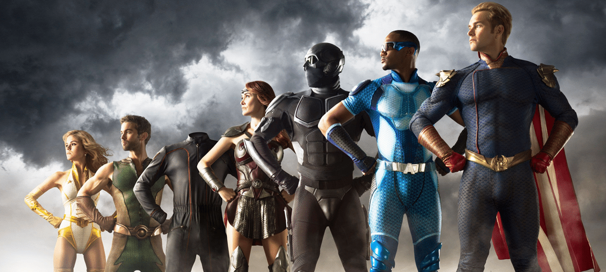The Boys se torna mais popular que qualquer série da Marvel na Netflix