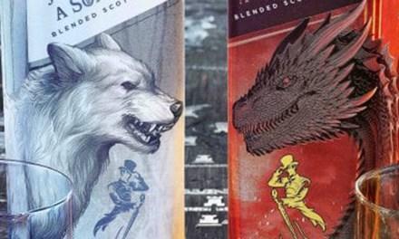 Whisky de Game of Thrones terá duas novas versões