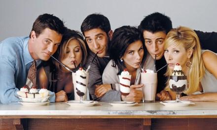 CEO da Netflix diz que que Friends só é popular por estar no catálogo da plataforma