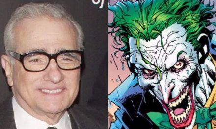 Coringa | Martin Scorsese quase foi o diretor do filme da DC