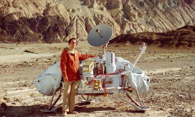 Ex-cientista da NASA afirma que encontramos evidências de vida em Marte na década de 70