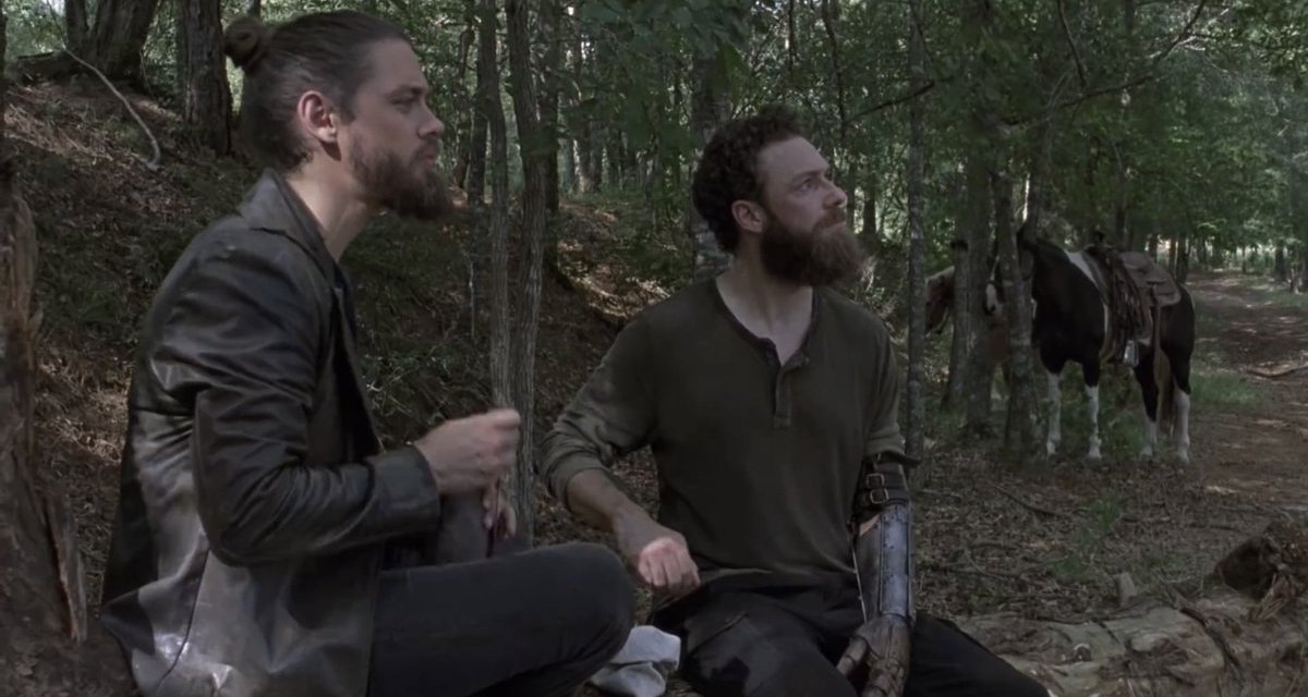 Astro de The Walking Dead confirma romance gay de personagem