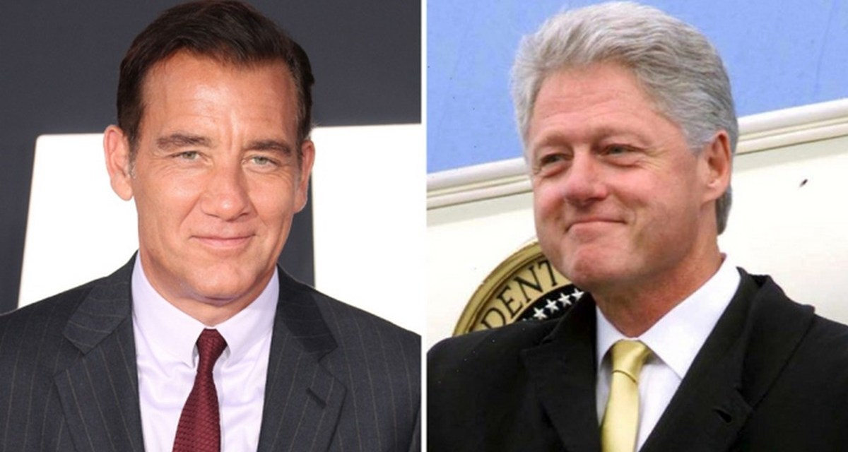 "Clive Owen será Bill Clinton em ""Impeachment: American Crime Story"""