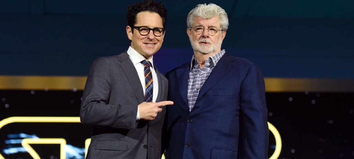 George Lucas ajudou J. J. Abrams com Star Wars: A Ascensão Skywalker