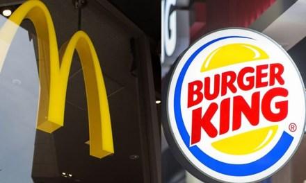 Procon notifica McDonald's e Burger King após falhas com promoções na Black Friday