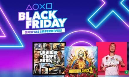 PlayStation traz diversas ofertas para a Black Friday em lojas físicas; Confira