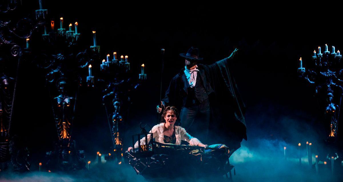 O Fantasma da Ópera conquista São Paulo novamente após 14 anos fora de cartaz