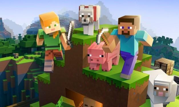 Minecraft é o game mais consumido pelos brasileiros no YouTube