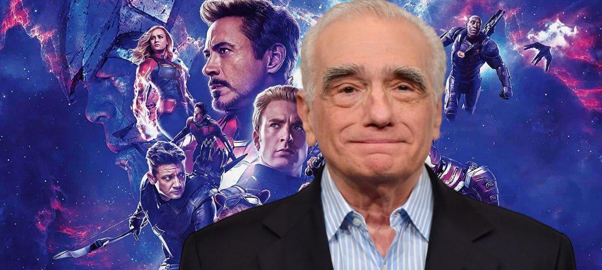 "Martin Scorsese ataca Marvel e super-heróis (de novo): ""Sempre as mesmas coisas"""