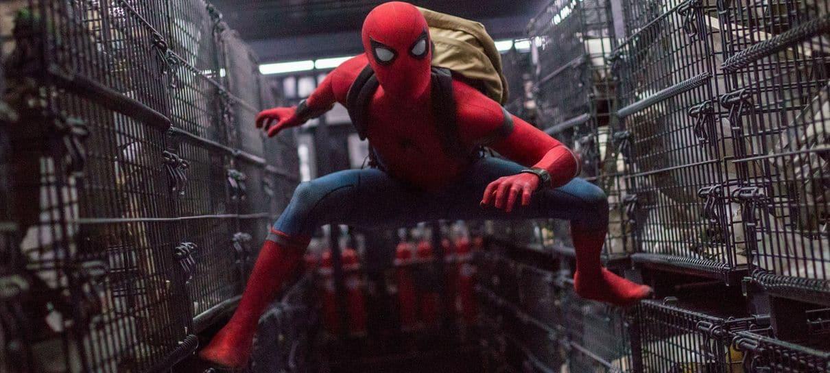 Tom Holland irá aparecer como Homem-Aranha em Venom 2, afirma site