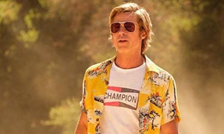Brad Pitt faz piada com com Titanic ao se referir a Leonardo DiCaprio no Globo de Ouro