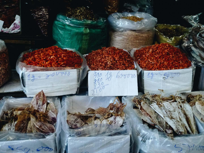 marché rue hué