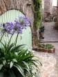 Dans le village de Roquebrun