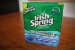 Irish Spring Moisture Blast Packaging