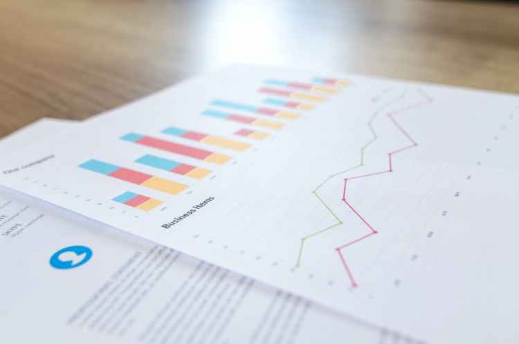 Search Engine Optimization  SEO Analytics showing growth