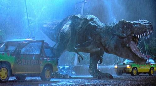 Jurassic Park: Parque dos Dinossauros