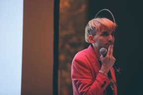 Neil Harbisson, eyeborg