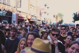 The O'My's Wicker Park Fest 2015