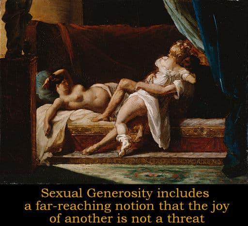 Three Lovers | Théodore Géricault | Public Domain