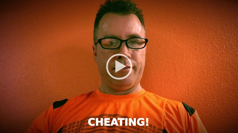 Go beyond cheating
