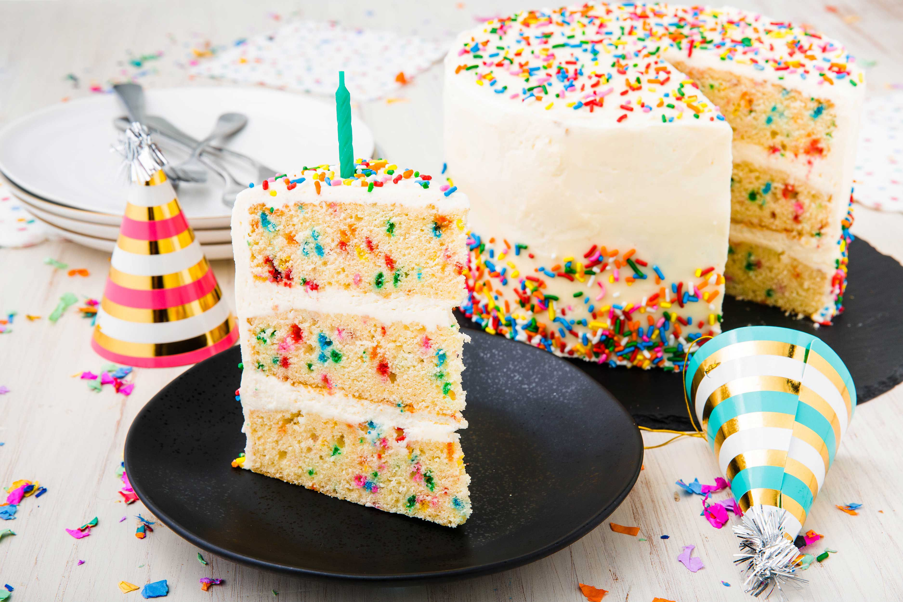 Most Delicious Birthday Cake Recipes Surprise