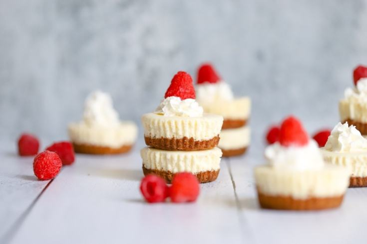 Best Keto Mini Cheesecakes