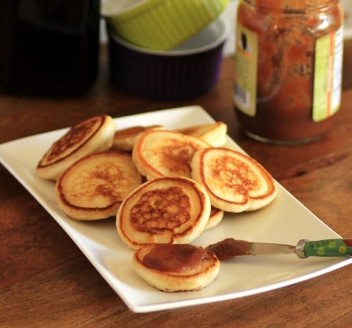 Mini Griddle Cakes (Small) (3)