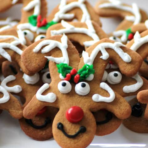 Reindeer Cookies (3) (Small)