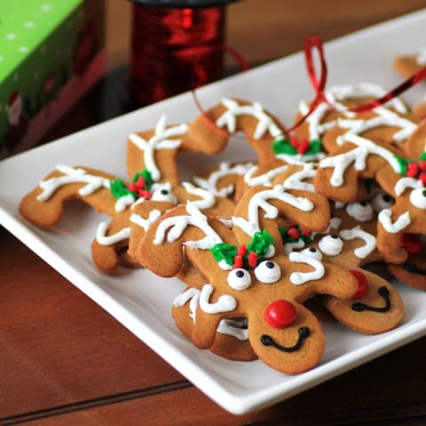 Reindeer Cookies (Small)
