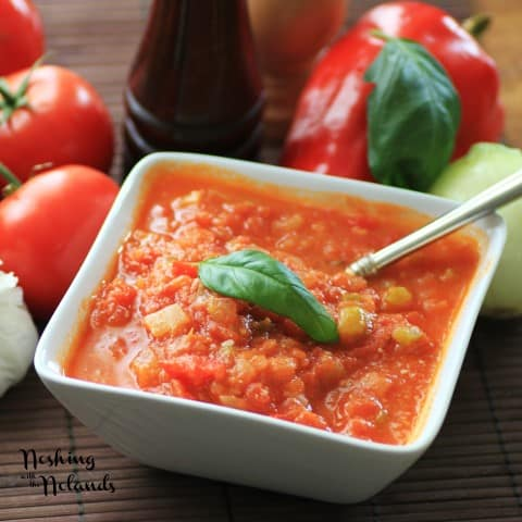 Classic Freezer Tomato Sauce by Noshing With The Nolands