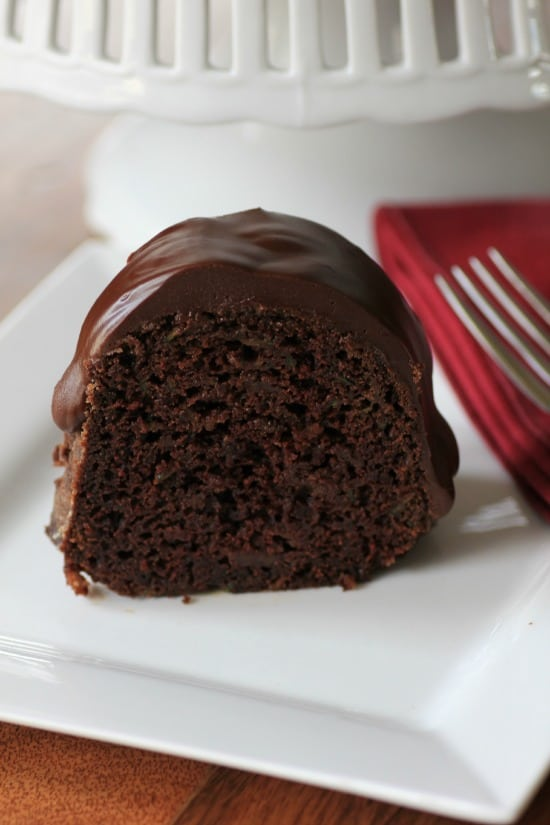Chocolate Zucchini Bundt by Noshing With The Nolands