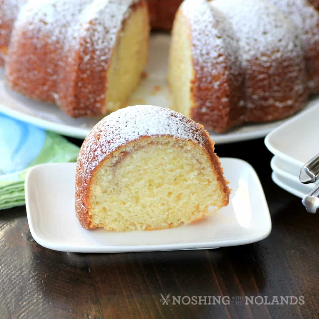 Citrus Raspberry Bundt by Noshing With The Nolands