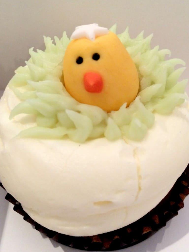 Harrods Cupcake