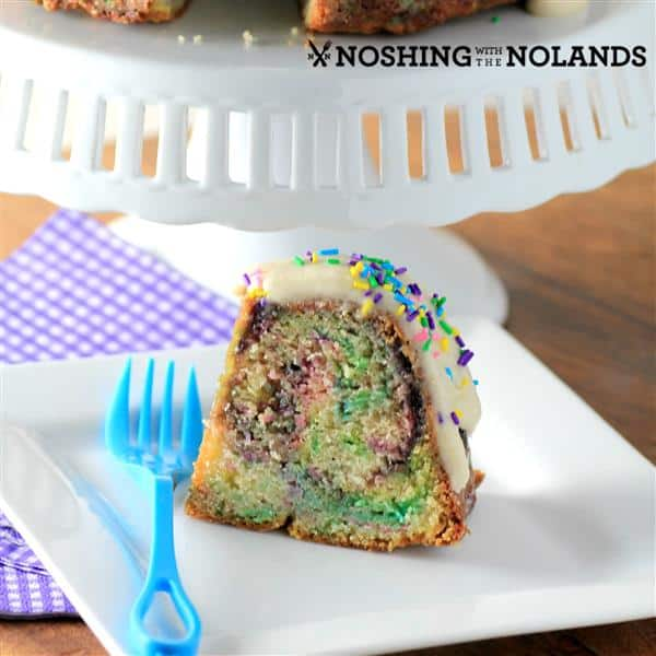 Jammin' Jimmes Bundt by Noshing With The Nolands (Custom)