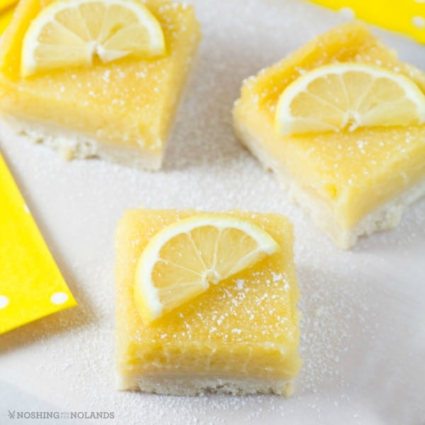 Lemon Pie Bars by Noshing With The Nolands