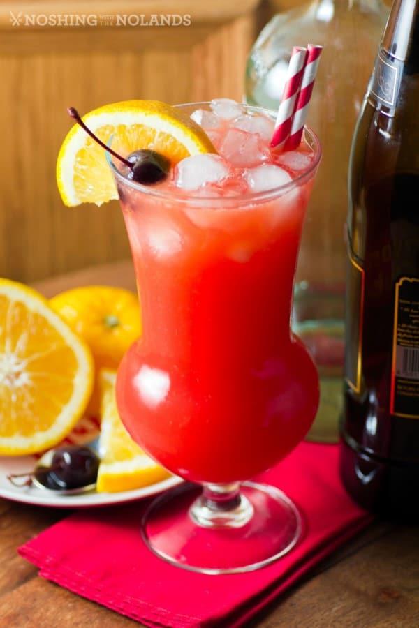 Hurricane Cocktail