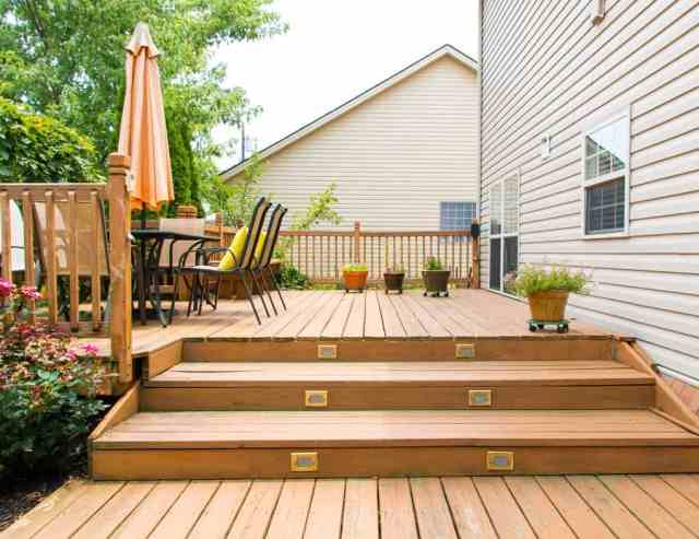 How To Spring Clean Your Deck or Patio for the season