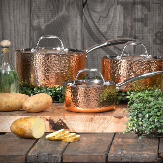 How to Care for and Use Copper Pans