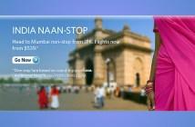 Delta Airlines Naan Stop